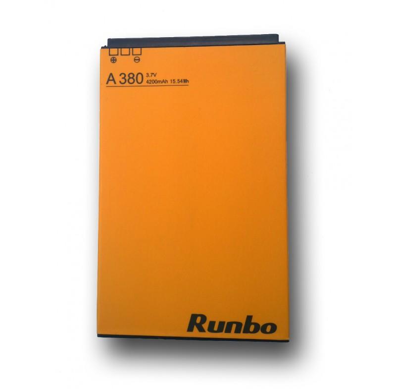 Runbo A380 Battery